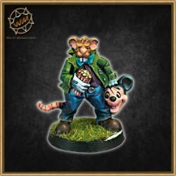 Ratmen Mascot