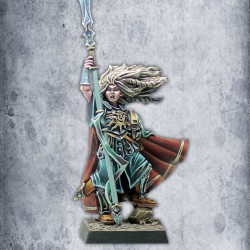 Highborn Elf Princess (kit)