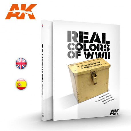 WWII Real Colors (Castellano)
