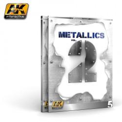 Metallics Vol 2 (AK Learning Series 5) (English)