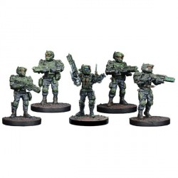 GCPS Rangers Snipers-Tank Hunters Box