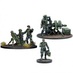 GCPS Anti-infantry Weapons Teams