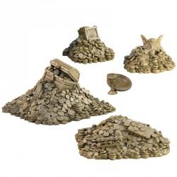 TerrainCrate: Dragon's Hoard (5 piezas)