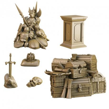 TerrainCrate: King's Coffers (6 piezas)