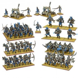 Empire of Dust Mega Army (Re-package & Re-spec)