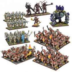 Forces of Nature Mega Army (Re-package & Re-spec)