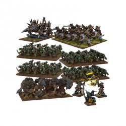 Goblin Mega Army (Re-package & Re-spec)