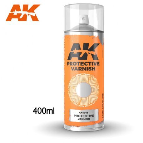 Protective Varnish - Spray 400ml (Includes 2 nozzles)