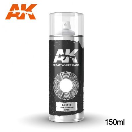 Great White Base - Spray 150ml