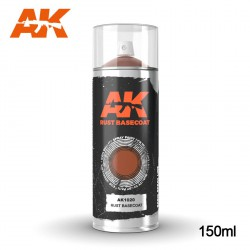 Rust Basecoat - Spray 150ml