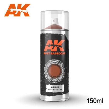 Rust Basecoat - Spray 150ml