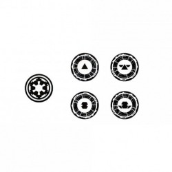 SWL Tokens - Supports - Black (4)