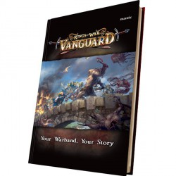 Kings of War Vanguard: Rulebook (Inglés)