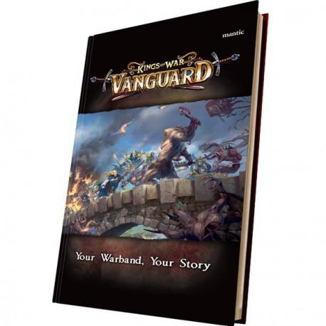 Kings of War Vanguard: Rulebook (Inglés)