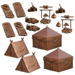 TerrainCrate: Campsite