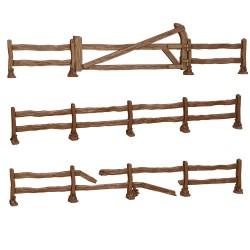 TerrainCrate: Fences