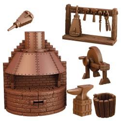 TerrainCrate: Blacksmith's Forge