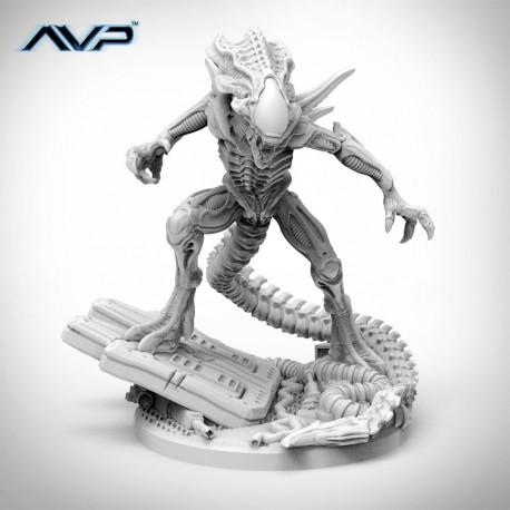 Alien Praetorian UniCast (Castellano)