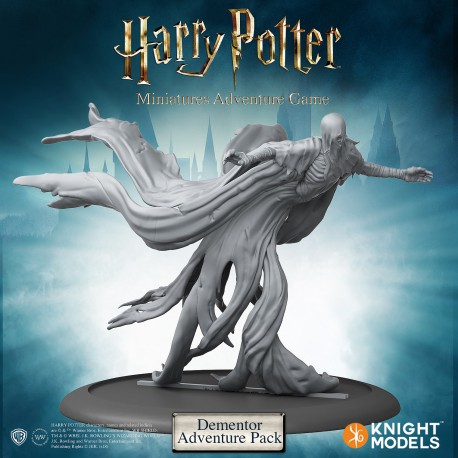 Dementor Adventure Pack (Castellano)