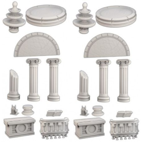 Terraincrate: Temple