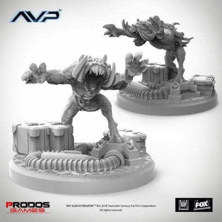 Predator Hellhounds UniCast (Castellano)