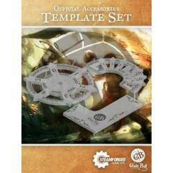 Guild Ball Template Set