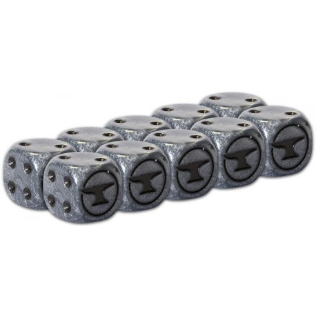 The Blacksmith's Guild: Dice Pack