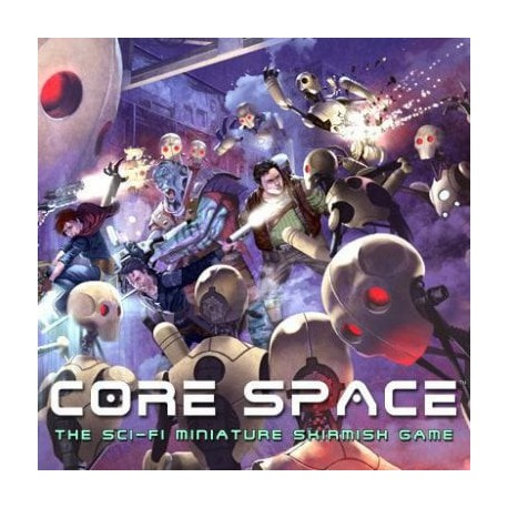 Core Space: The Sci-fi Miniatures Game Core Set (Inglés)