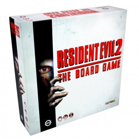 Resident Evil 2 The Board Game (Inglés)