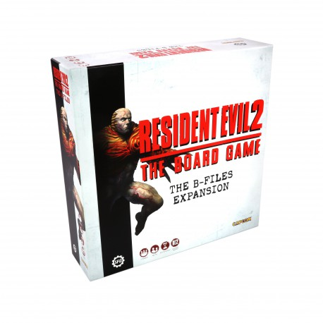 Resident Evil 2: B-files Expansion (Inglés)