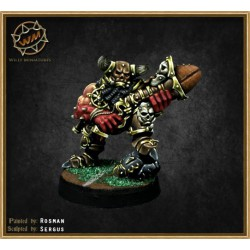 Chaos Dwarf Blunderbuss Star Player