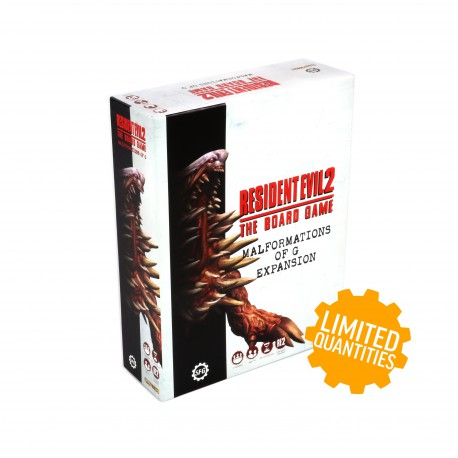 Resident Evil 2: Malformations of G - Core Game Expansion (Inglés)