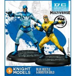 Blue Beetle & Booster Gold (MV)