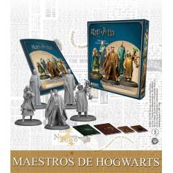Maestros de Hogwarts - Caja (Castellano)