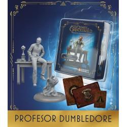 Profesor Albus Dumbledore (Castellano)