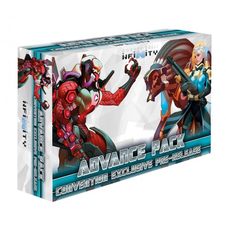 Advance Pack Convention Exclusive Pre-Release