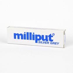 Milliput Gris Plateado Masilla Fina Caja 10 Unidades