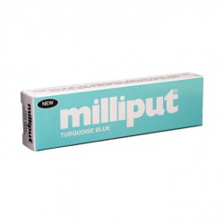 Milliput Turqoise Blue Epoxy Putty Box of 10