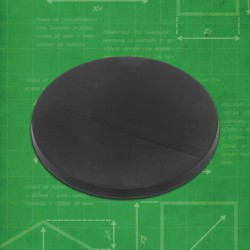 (5) Round Bases 50mm