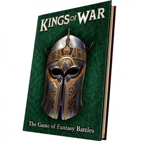 Kings of War 3rd Edition Rulebook (Inglés)