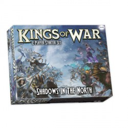 Shadows in the North: Kings of War 2-player starter set (Inglés)