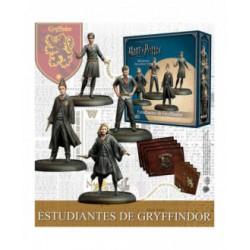 Estudiantes De Gryffindor