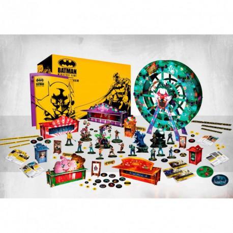 Back To Gotham Batman Miniature Game (Spanish)