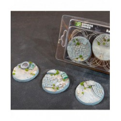 Urban Warfare Bases Round 50mm (x3)