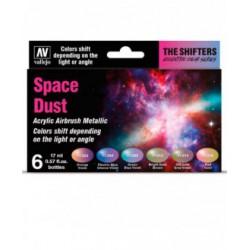 Colorshift set - Space Dust (6 x 17 ml./0.57 fl.oz.)
