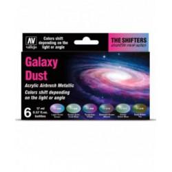 Colorshift set - Galaxy Dust (6 x 17 ml./0.57 fl.oz.)