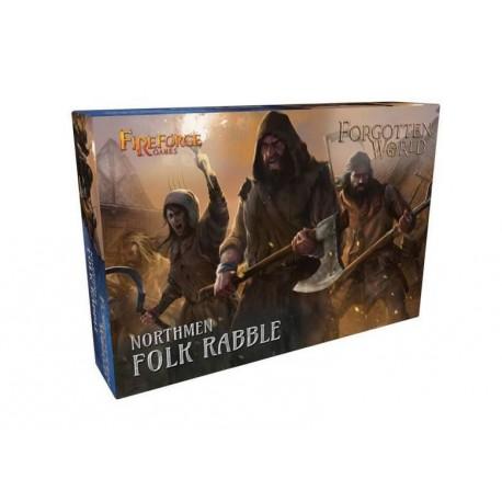 Forgotten World Northmen: Folk Rabble (18)